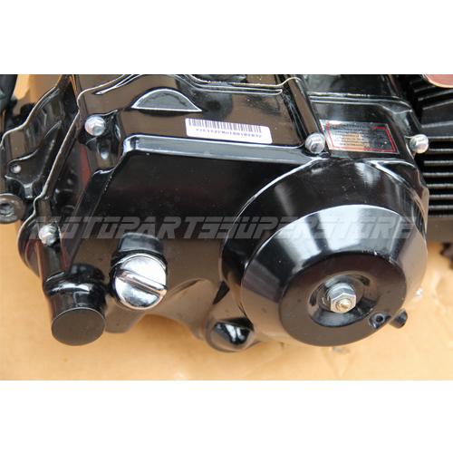 110cc black auto w reverse engine motor for 50cc 70cc 90cc for Does ebay motors ship cars